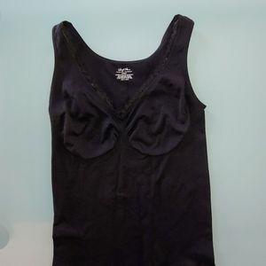 Marilyn Monroe Intimates black shapewear XL